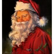 Kersvader en die Tandemuis