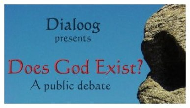 A Public Debate: Does God Exist?